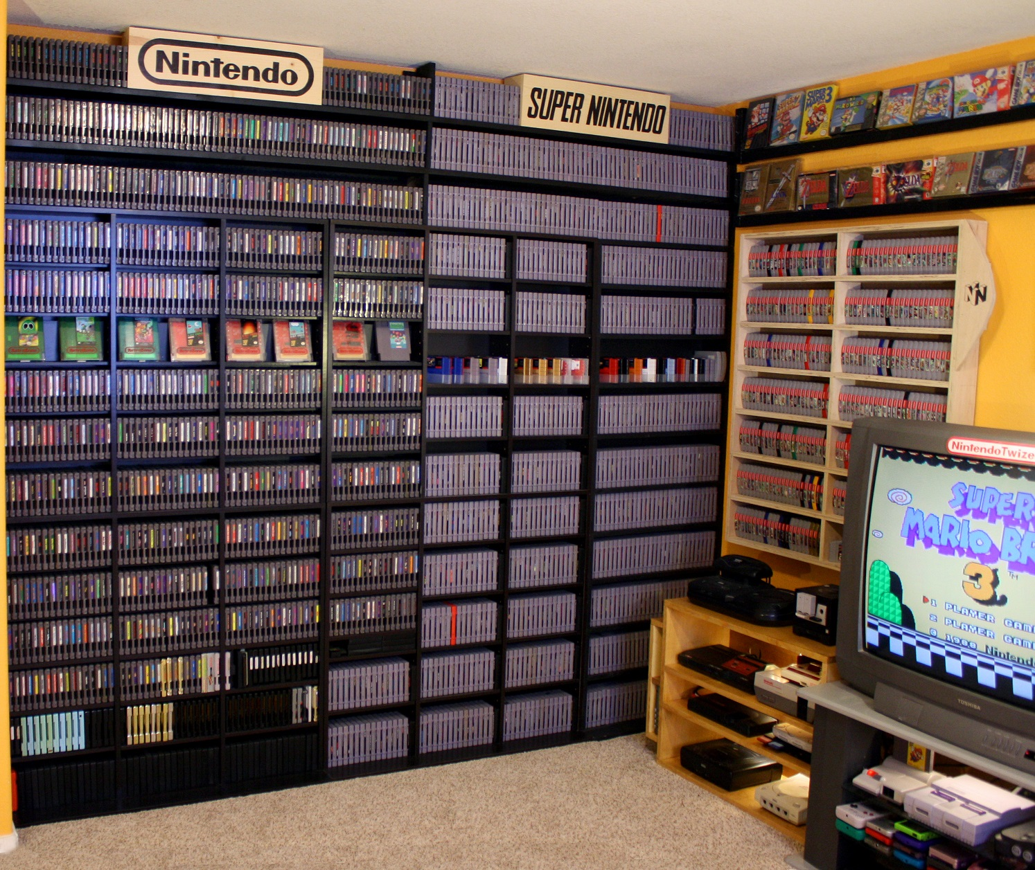 This Ultimate Video Game Collection Is For Sale Girls On